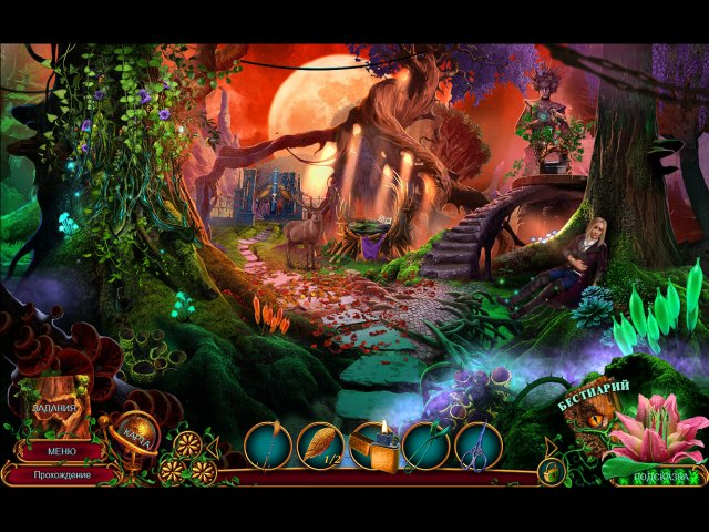 Легенды о духах. Ярость леса. Коллекционное издание скриншот 3