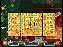 Бесплатная игра Рождественский Маджонг 2 скриншот 7