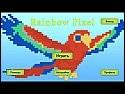 Бесплатная игра Радужный Пиксель скриншот 1