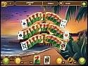 Бесплатная игра Пасьянс. Пляжный сезон. Время отпуска скриншот 6