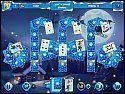Бесплатная игра Солитер Джек Мороз. Зимние приключения 2 скриншот 2