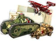 Подробнее об игре Война в коробке. Бумажные танки
